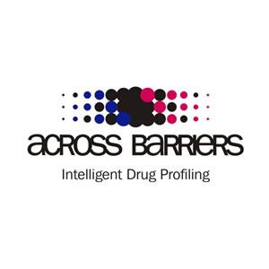 across barriers